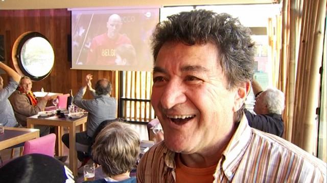 Coupe Davis France-Belgique (0-1) : ambiance à La Hulpe !