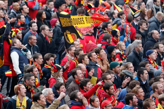 Coupe du monde : vos meilleures photos de la rencontre Belgique-Panama