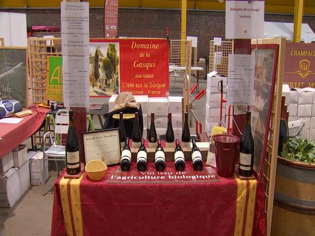 Court-Saint-Etienne : salon du vin et du fromage