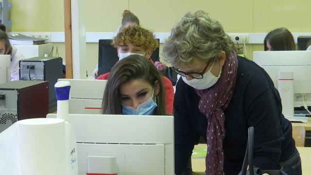 testCourt-Saint-Etienne : un retour à l'école en code rouge à l'ITP