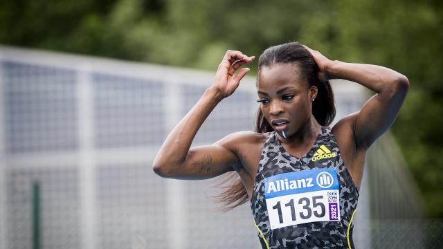 Cynthian Bolingo forfait pour la suite des Jeux Olympiques