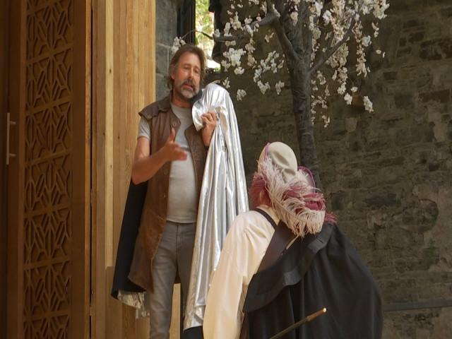 Cyrano à Villers-la-Ville: merci les petites fées!