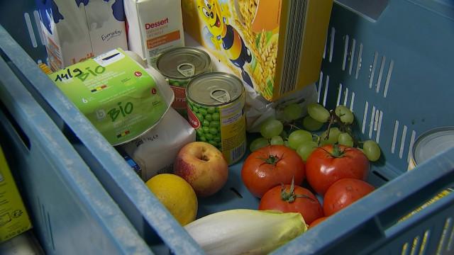 testDe plus en plus de bénéficiaires de l'aide alimentaire en Brabant wallon