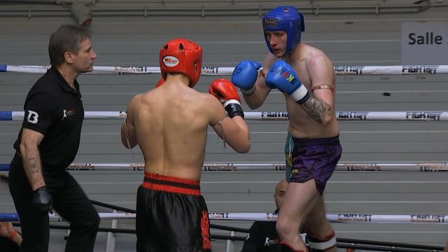 débranché : 15.07 : Kick Boxing