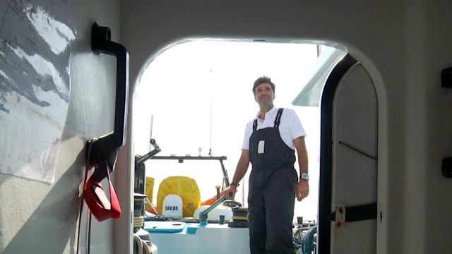Denis Van Weynbergh met le cap sur le Vendée Globe