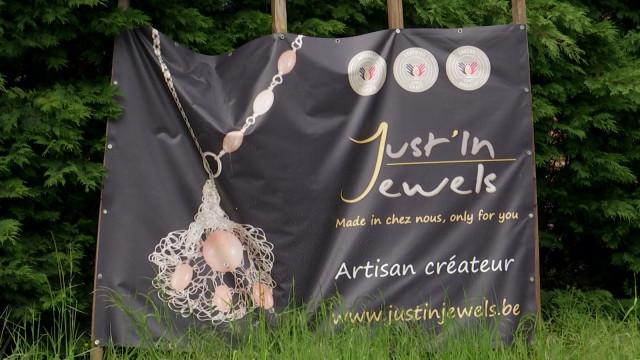 testDes bijoux, un peu, beaucoup chez Justin Jewels à Ramillies