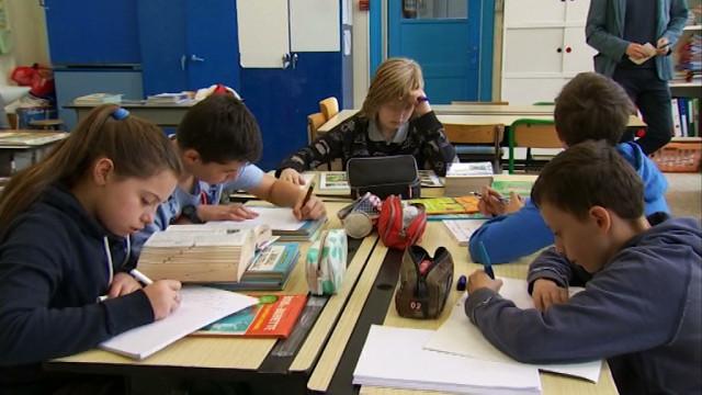 Des élèves de 6e primaire co-écrivent un roman historique