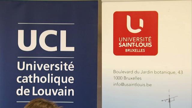 Saint-Louis Bruxelles vote oui à la fusion avec l'UCL