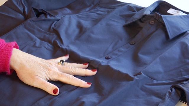 Des vêtements conçus pour les handicapés, une première belge !