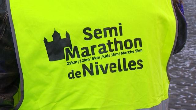 Deux records pour la 7ème édition du semi-marathon de Nivelles