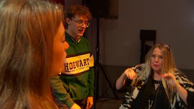 """testDida Robbert, une coach vocal qui prépare ses talents à """"The Voice"""""""