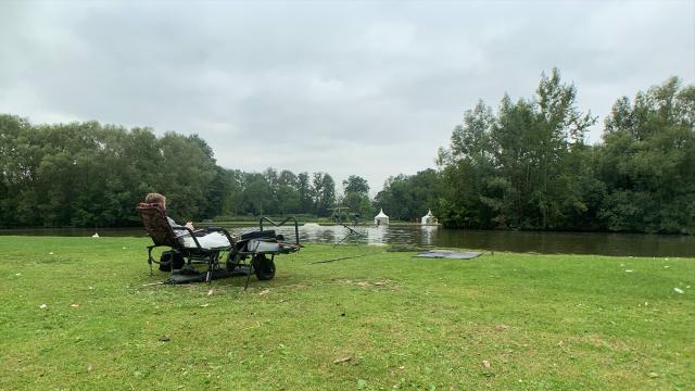 Du nouveau dans le règlement de pêche au Château d'Hélécine