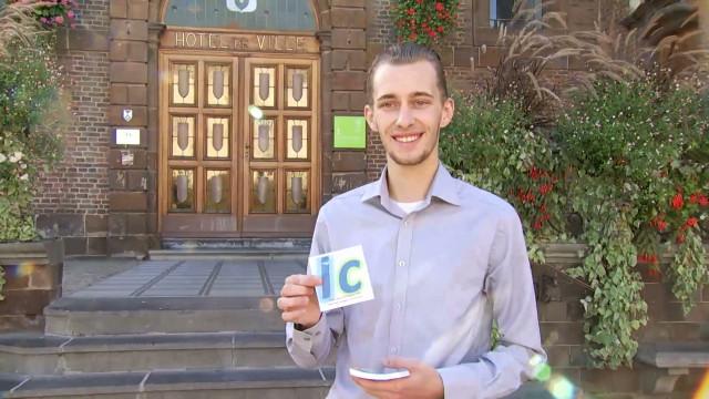 testDylan Gossiaux, un jeune papa de 21 ans, est le seul candidat en lice pour IC Wavre