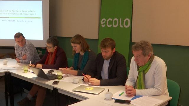 Ecolo veut s'appuyer sur ses atouts locaux pour répondre aux défis globaux
