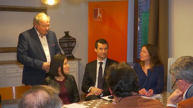 testElections fédérales : le cdH - Brabant wallon veut retrouver la Chambre