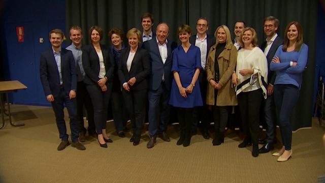 Elections régionales : le MR veut conserver ses quatre élus du Brabant wallon