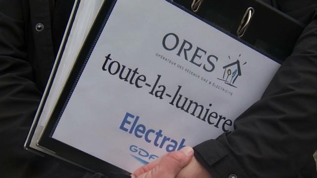 testElectragate : Jean-François Mitsch dépose sa pétition au Parlement de Wallonie