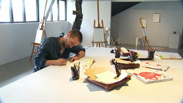 Encre, Plume, Fusain : le dessin mis à l'honneur au Musée L