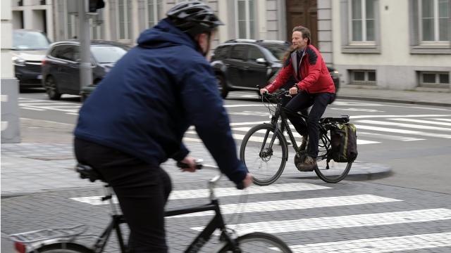 Enfourchez un vélo ! La Province renouvelle la prime mobilité douce