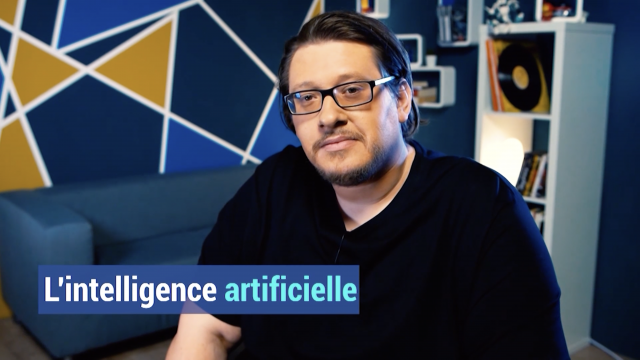 testEnter: démystifier l'intelligence artificielle