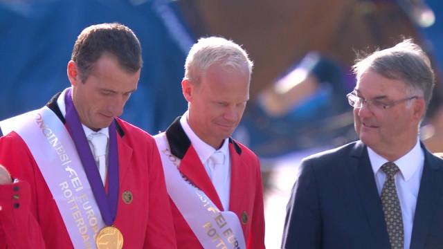 testEquitation: Jérôme Guéry champion d'Europe
