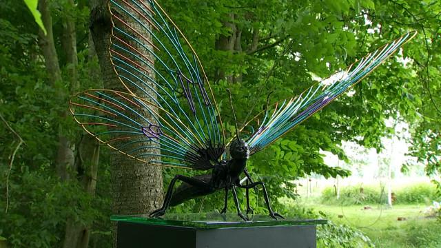 """Exposition :  les """"Créatures Fabuleuses"""" du Jardin Enchanté"""