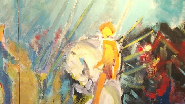 Exposition : La légende dorée de Saint-Georges dévoilée à Grez-Doiceau