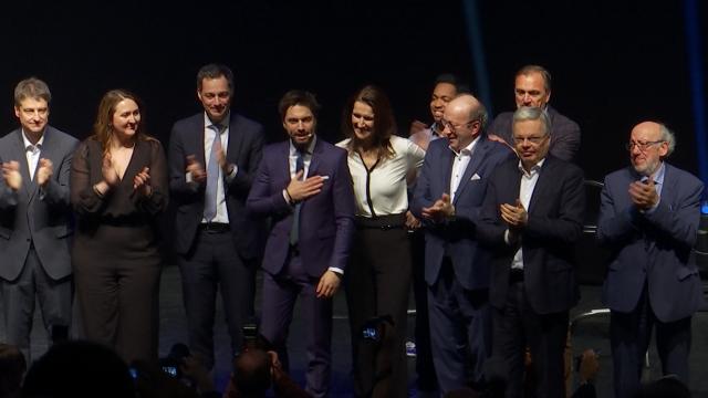 Faire du MR le parti le plus moderne d'Europe : les vœux ambitieux des Libéraux