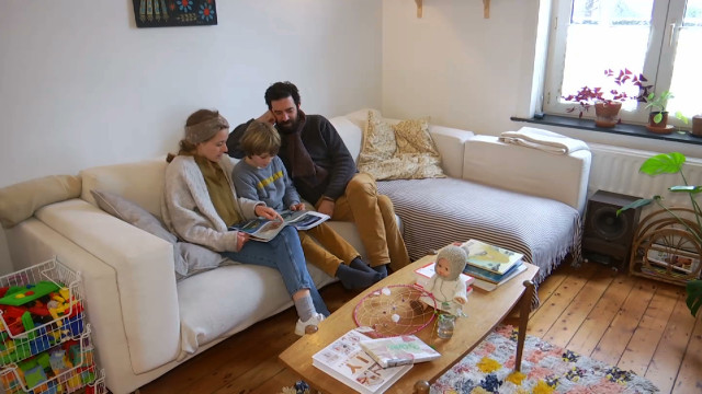 """Une famille """"zéro déchet"""" à Genval"""