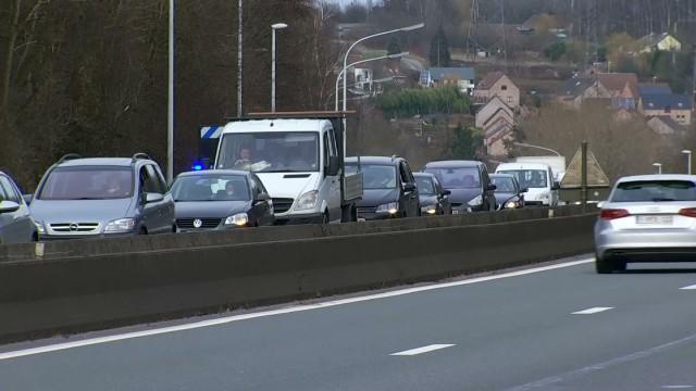 Fermeture du viaduc Herrmann-Debroux : comment se rendre à Bruxelles ?