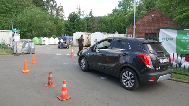 Fermeture exceptionnelle du recyparc de Court-Saint-Étienne le 2 juin en matinée
