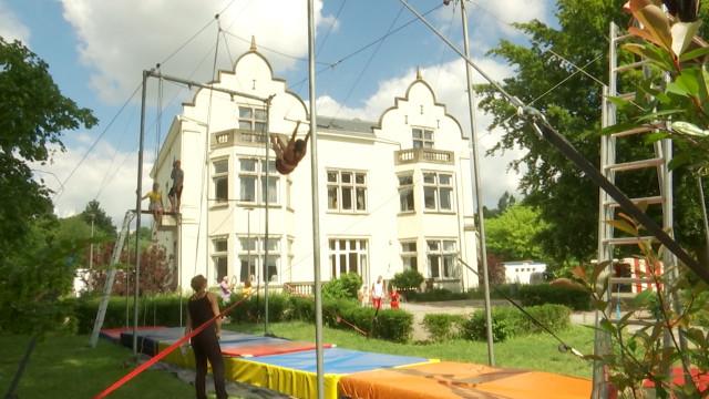 Festival de cirque gratuit ce week-end à Wavre