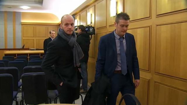 Football gate: l'ancien arbitre Sébastien Delferière devant le tribunal de Nivelles