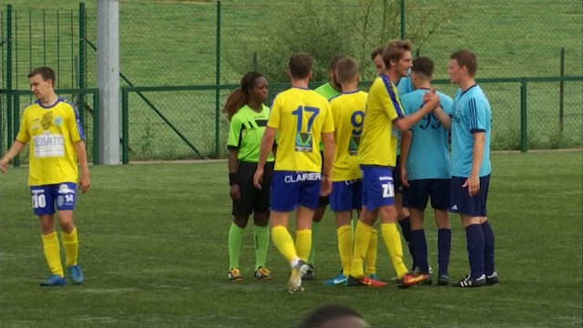 Football : RCS Brainois - RC Villers-la-Ville, itw