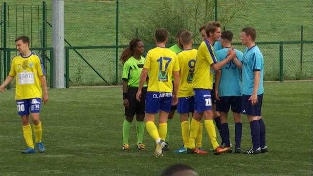 testFootball : RCS Brainois - RC Villers-la-Ville, itw