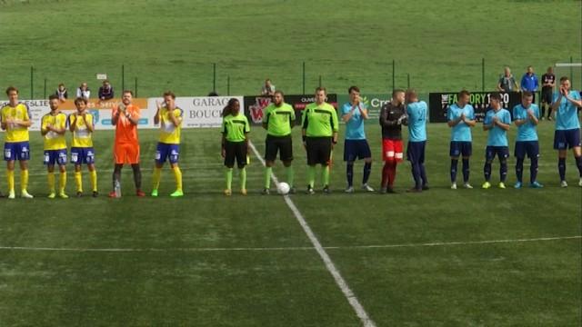 Football : RCS Brainois - RC Villers-la-Ville, le résumé