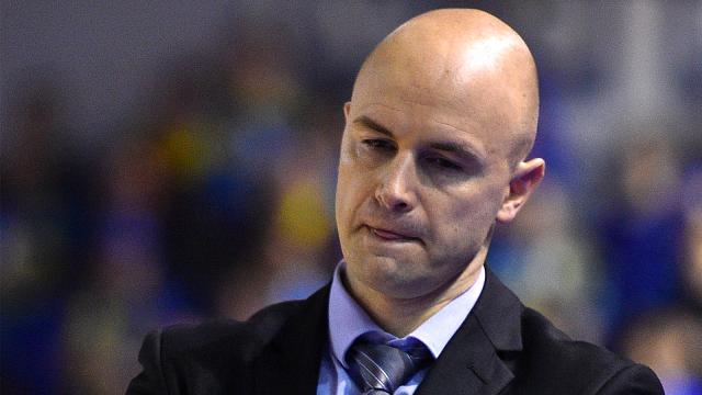 Fred Dusart, nouveau coach des Castors pour les deux prochaines saisons