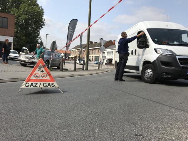 Fuite de gaz actuellement sous contrôle à Court-Saint-Etienne : le centre inaccessible jusque 22h minimum