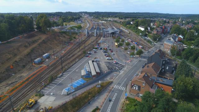 Future gare d'Ottignies approuvée : les détails d'un projet à 83 millions d'euros