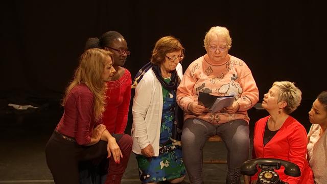 Genappe  : Du théâtre, des rencontres et une belle leçon de vie