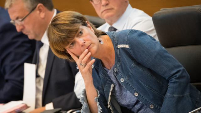Gouvernement wallon : Valérie De Bue reste ministre
