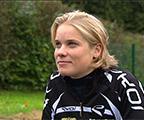 Athlétisme : Portrait d'Alexandra Tondeur