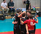 Volley-ball : BW Nivelles - Zele-Berlare