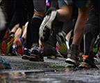 Athlétisme : jogging de Nivelles