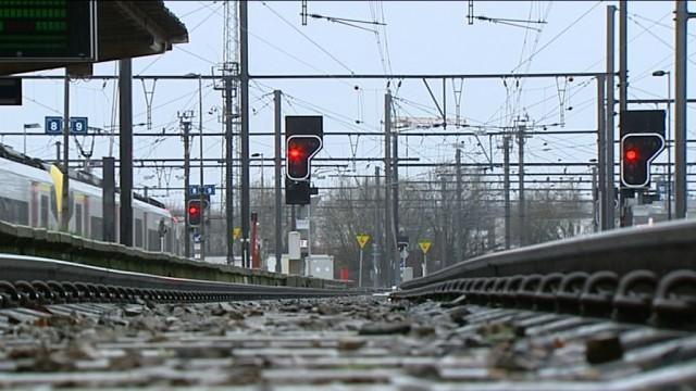 Grève du 10 octobre : Près de 2 trains sur 3 ont roulé en heures de pointe