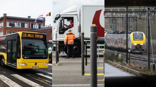 Grève du 13 février : quels sont les services à l'arrêt en BW?