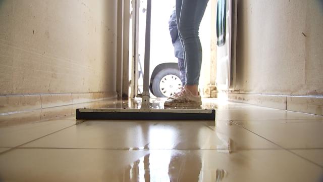 Grez-Doiceau sous eau : l'heure est au grand nettoyage