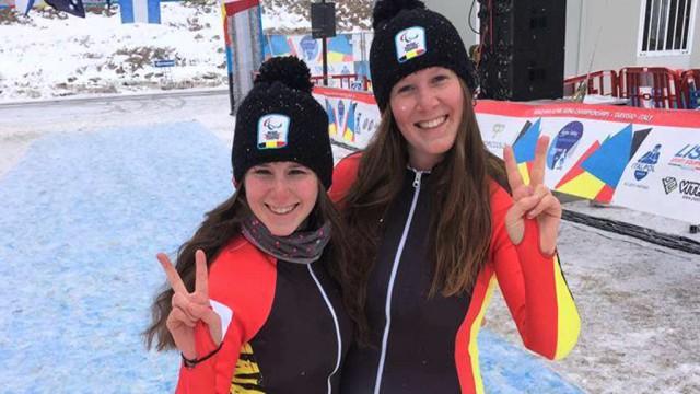 Handiski : médaille d'argent pour les soeurs Sana en Super-G