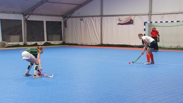 Hockey indoor : les Pingouins tiennent la dragée haute au Watducks