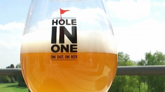 Hole in one, nouvelle bière made in Bw